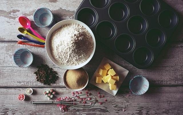 coconut flour for cupcakes