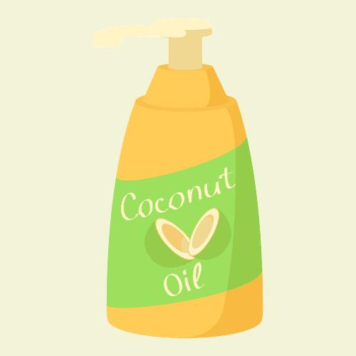 Coconut Oil Before Bleaching Hair