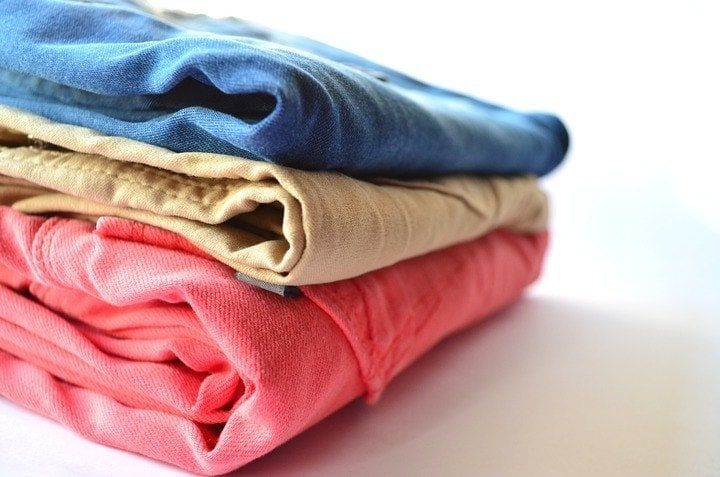 stain-free clothes after wash